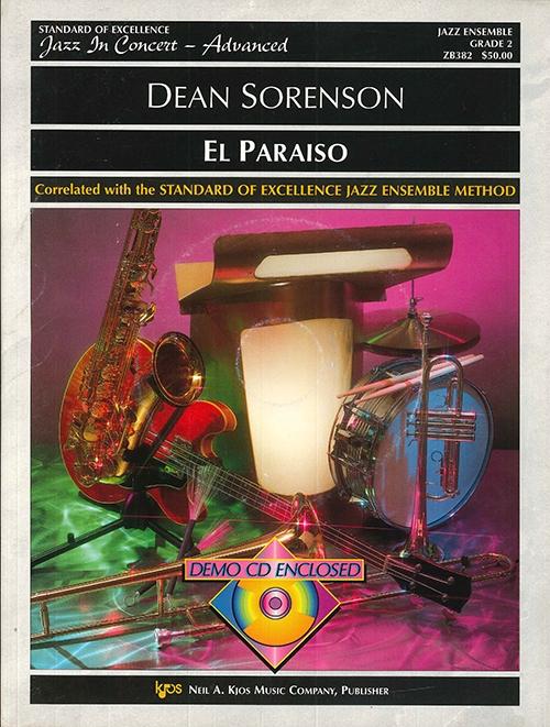 El Paraiso (Jazz Ensemble - Score and Parts)
