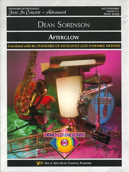Afterglow (Jazz Ensemble - Score and Parts)