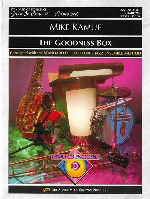 The Goodness Box (Jazz Ensemble - Score and Parts)