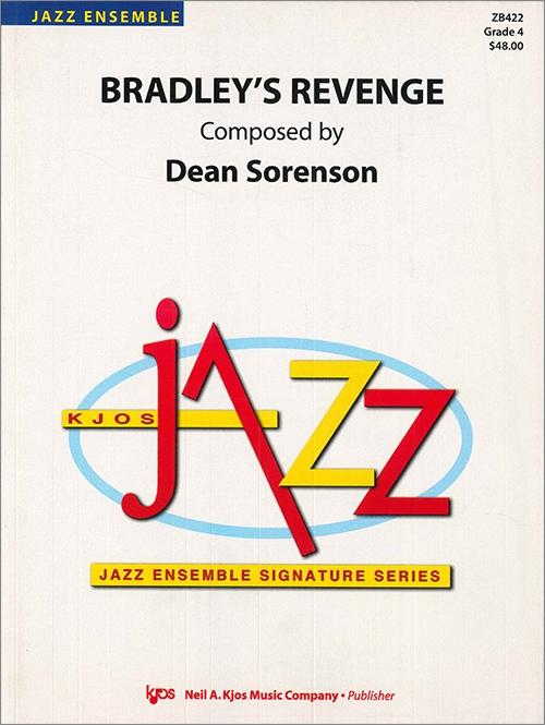 Bradley's Revenge (Jazz Ensemble - Score and Parts)