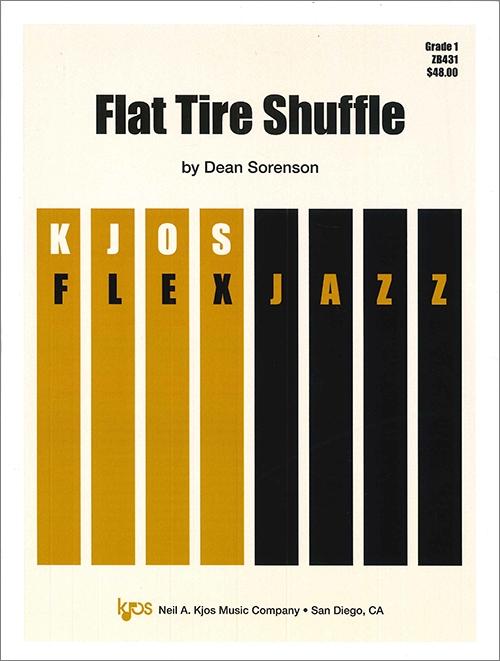 Flat Tire Shuffle (Jazz Combo - Score and Parts)