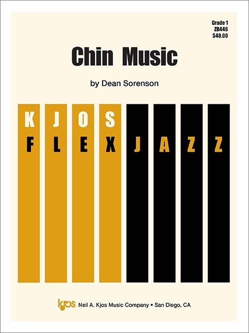Chin Music (Jazz Combo - Score and Parts)