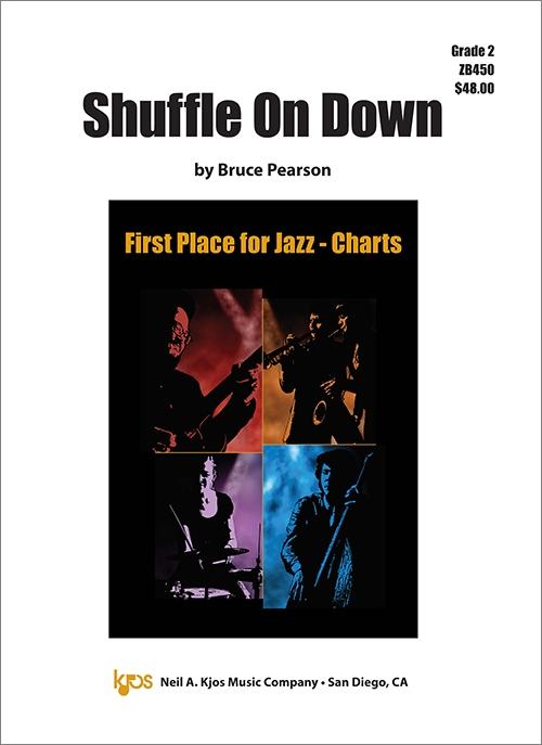 Shuffle On Down (Jazz Ensemble - Score and Parts)