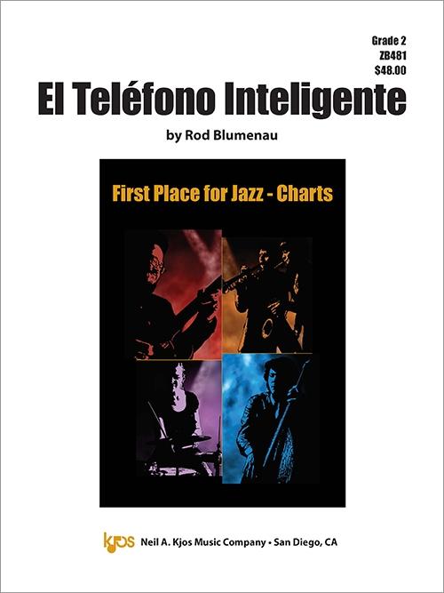 El Telefono Inteligente (Jazz Ensemble - Score and Parts)