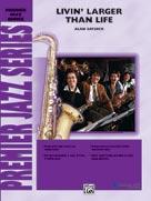 LIVIN' LARGER THAN LIFE (Premier Jazz)