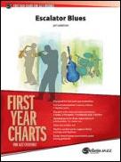 ESCALATOR BLUES (First Year Charts)