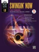 SWINGIN' NOW (Play Along Series Vol.2) Rhythm Section