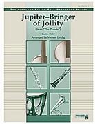 JUPITER Bringer of Jollity (Intermediate Full Orchestra)