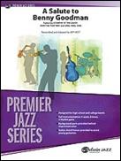 SALUTE TO BENNY GOODMAN (Premier Jazz)