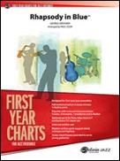 RHAPSODY IN BLUE (First Year Charts)