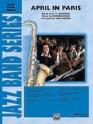 APRIL IN PARIS (Intermediate Jazz Ensemble)