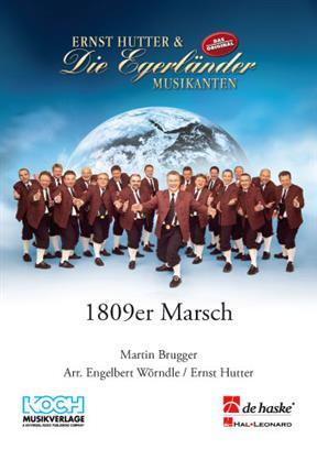 1809er Marsch   Wind Band Set (Score & Parts)