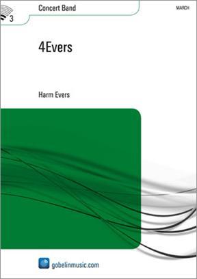 4Evers  Wind Band Set (Score & Parts)