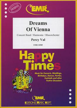 DREAMS OF VIENNA (Intermediate Concert Band)