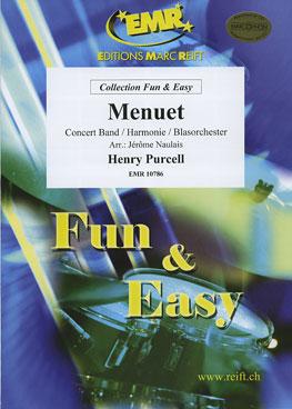 MENUET (Intermediate Concert Band)