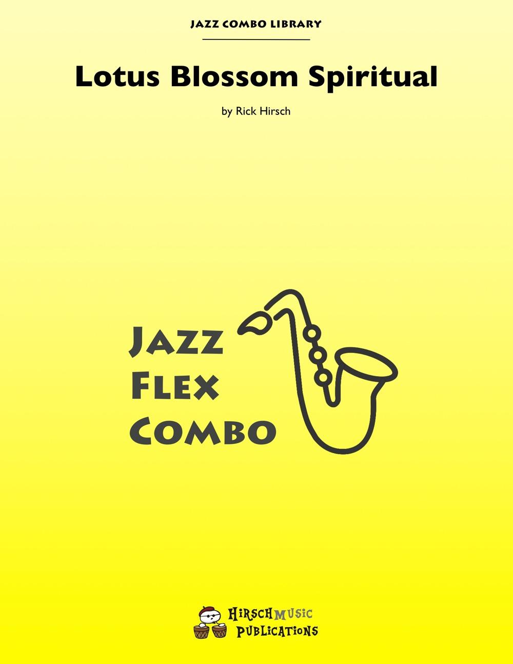Lotus Blossom Spiritual (Jazz Combo)