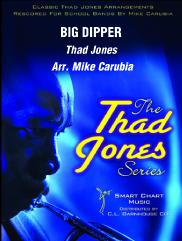 Big Dipper (Jazz Ensemble - Score and Parts)