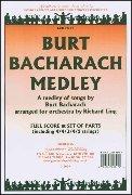 BURT BACHARACH MEDLEY (Concert Orchestra)