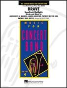 BRAVE Soundtrack Highlights (Concert Band)