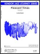 PLEASANT TIMES (Intermediate Jazz)