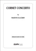 CORNET CONCERTO (Ellerby) (Brass Band - Score only)