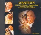 ORATION (Brass Band CD)