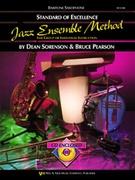 STANDARD OF EXCELLENCE JAZZ ENSEMBLE METHOD (Baritone Saxophone)