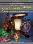 STANDARD OF EXCELLENCE ADVANCED JAZZ ENSEMBLE METHOD (3rd Trombone)